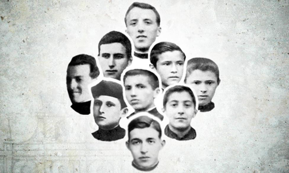 Así ha sido la beatificación de los 9 mártires de Oviedo