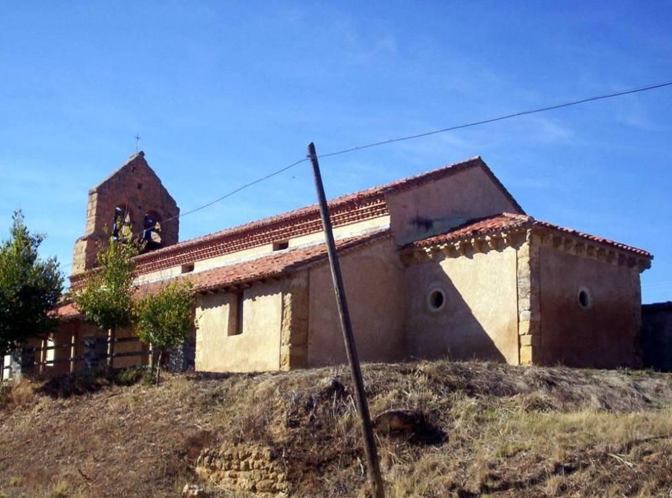 Iglesia de Villarmún de Eslonza.