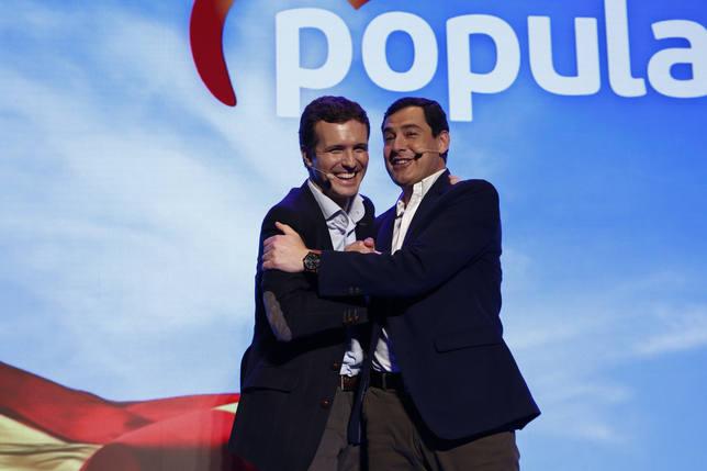 Casado participa este viernes en Sevilla en el Comité Ejecutivo del PP andaluz con la vista puesta en el 28A