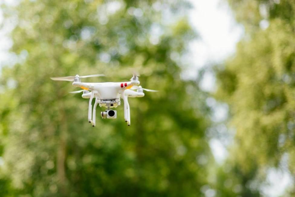 Los alumnos ya han puesto a prueba sus drones