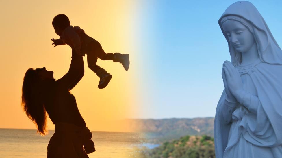 La Visitación está en el calendario entre la Anunciación y la Natividad de San Juan