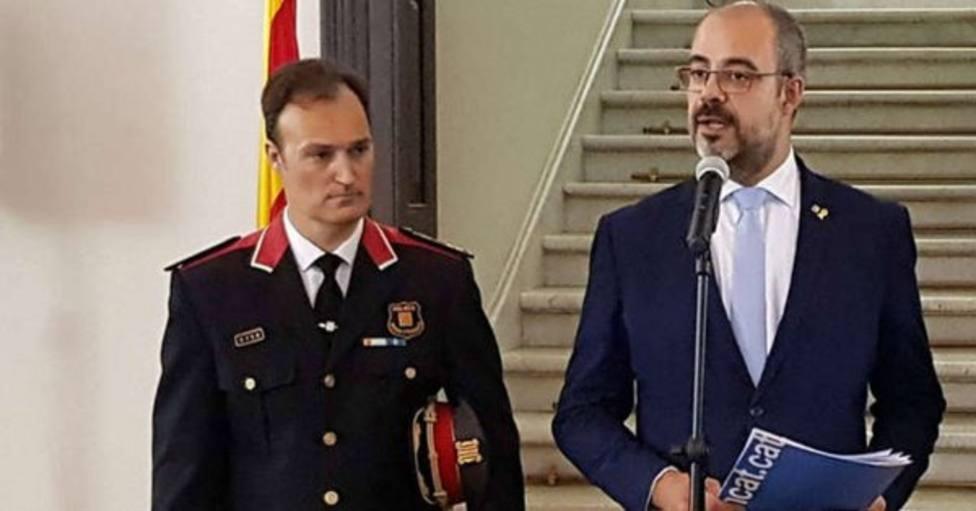 Eduard Sallent, el nuevo jefe de los Mossos con pasado independentista