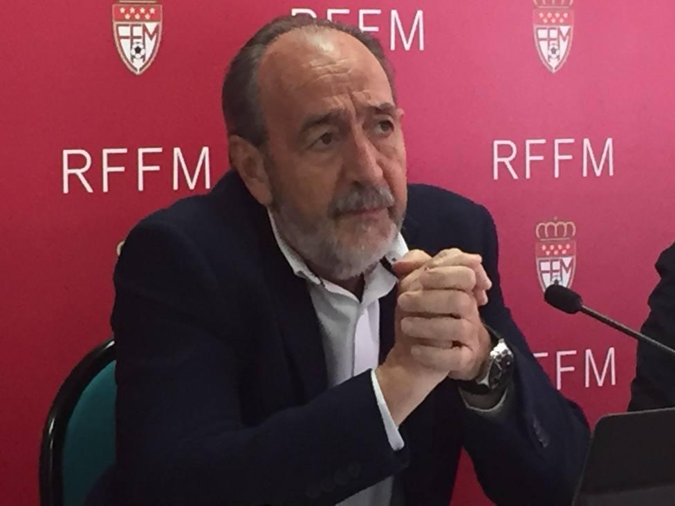 El presidente de la Federación Madrileña, imputado por presunta apropiación indebida