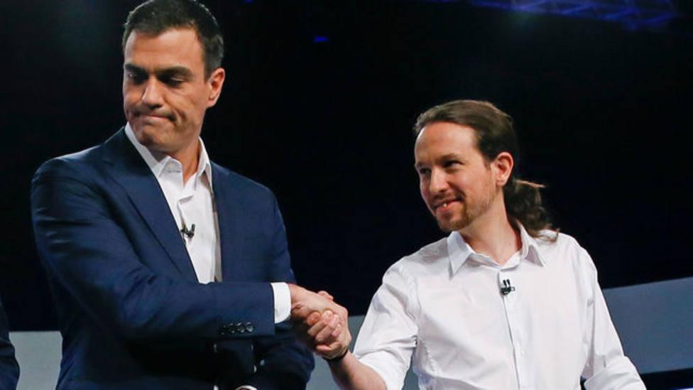 La carantoña de Iglesias al PSOE para conseguir un Ministerio