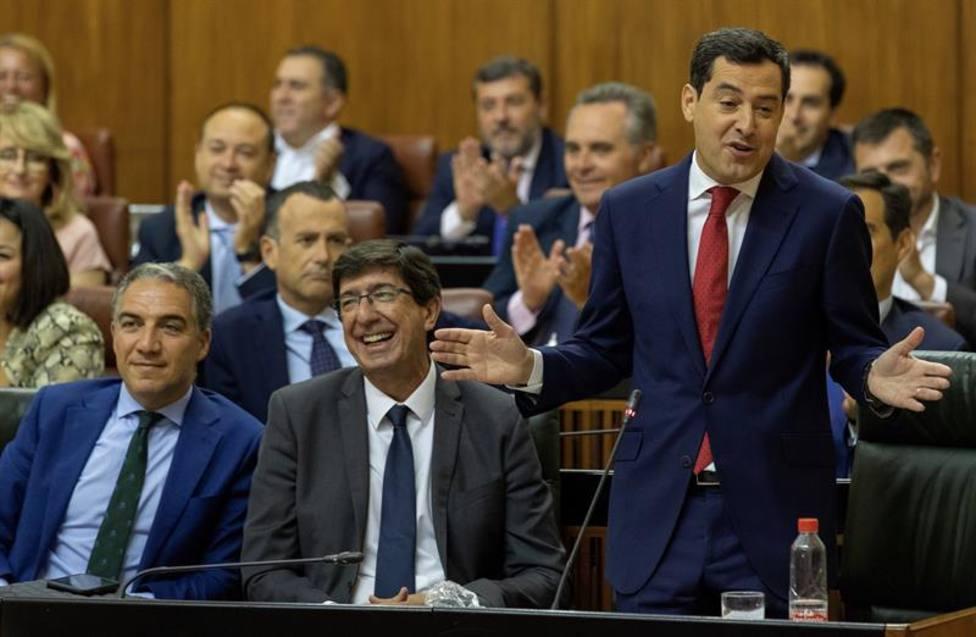 Andalucía limitará los mandatos a 8 años