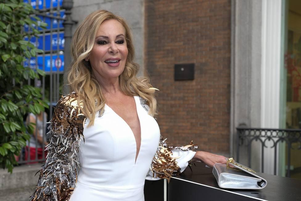 Ana Obregón desvela el motivo por el que ha decidido presentar las campanadas en TVE