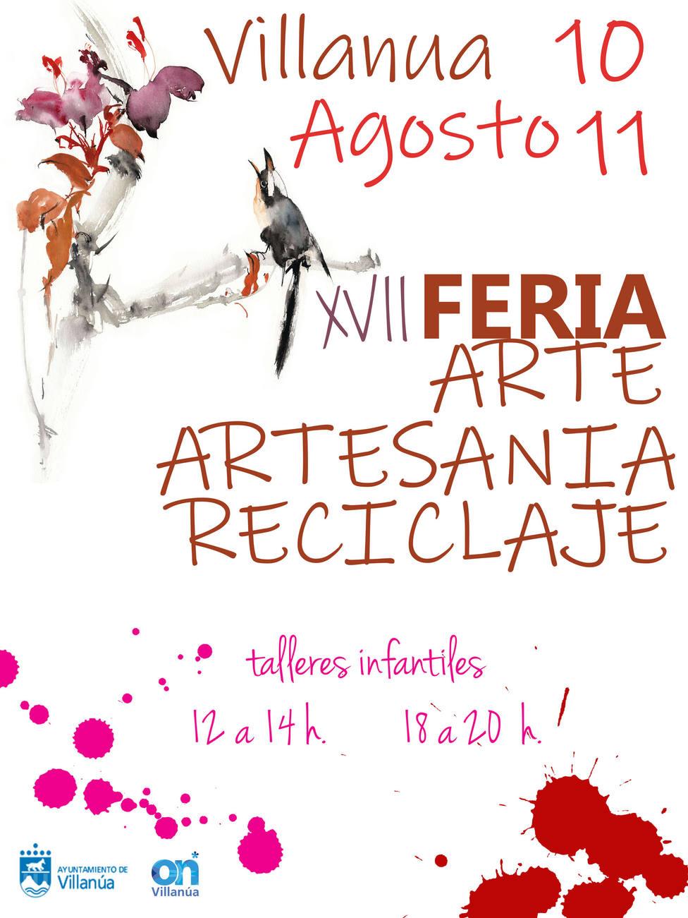 Feria de artesanía de Villanúa