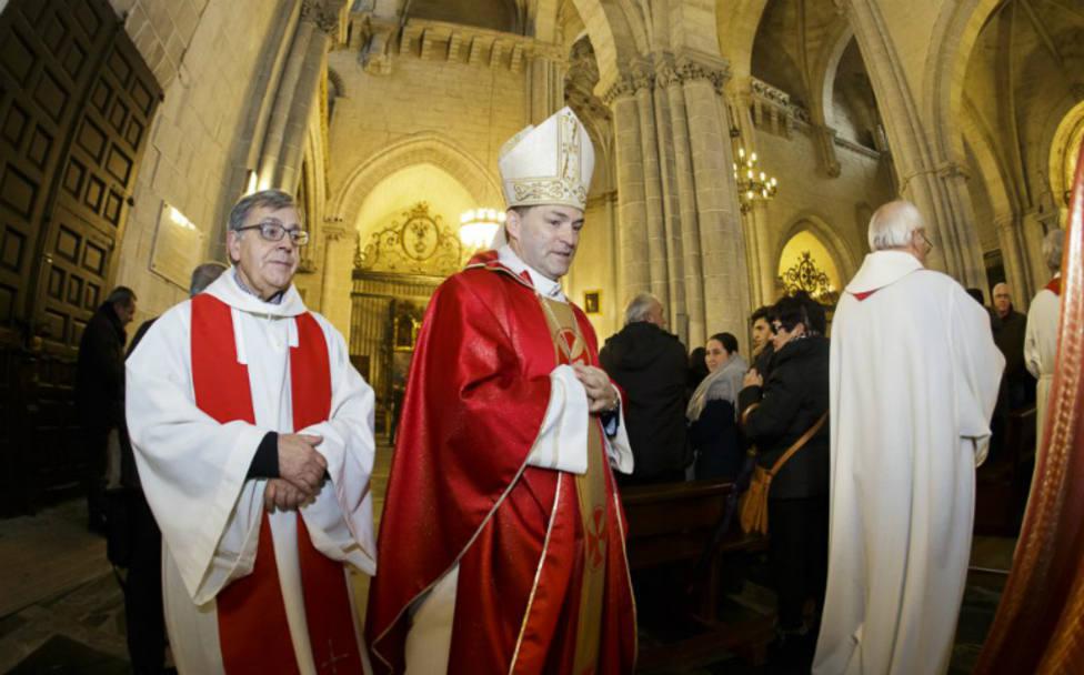 El obispo emérito de Ciudad Rodrigo, Raúl Berzosa, ya tiene nuevo destino