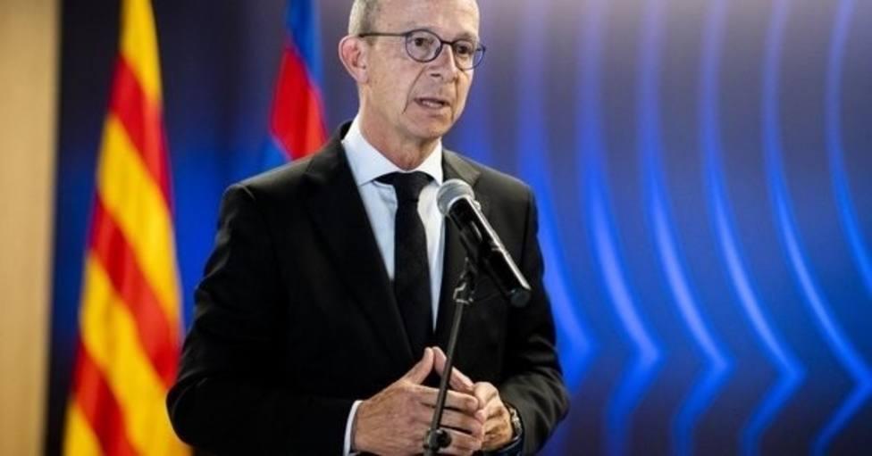 El vicepresidente del FC Barcelona, Jordi Cardoner