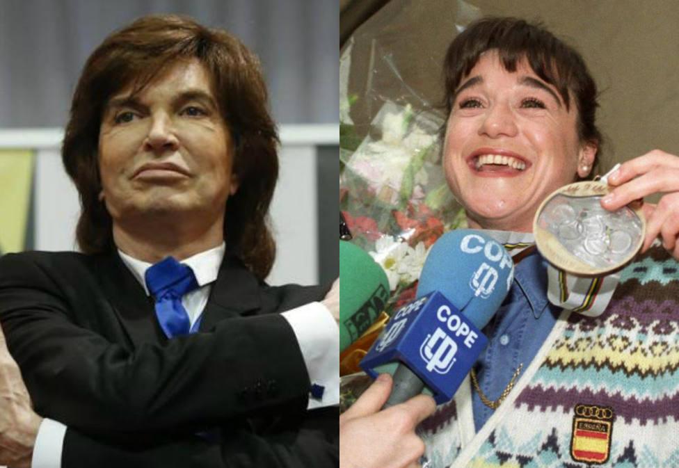 El Gobierno condecora de forma póstuma a Camilo Sesto y Blanca Fernández Ochoa