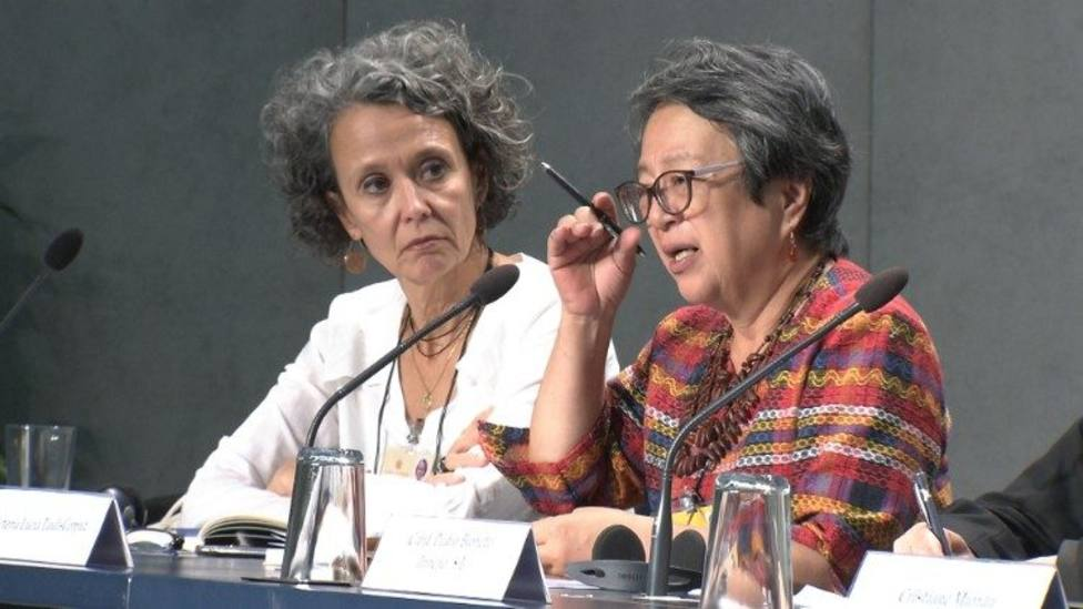 La Iglesia promueve el ministerio laico de las mujeres en el sínodo para la Amazonía