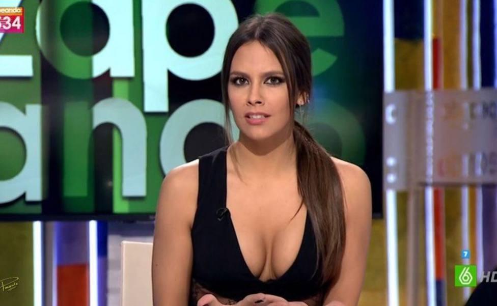 La indignación de Cristina Pedroche cuando le preguntan por sus vestidos de Nochevieja