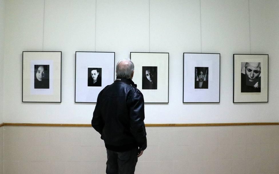 Retratos de mujeres.