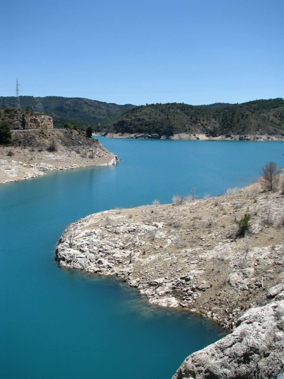 Las reservas de los pantanos de la cuenca del Segura aumentan 3 hectómetros cúbicos en la última semana