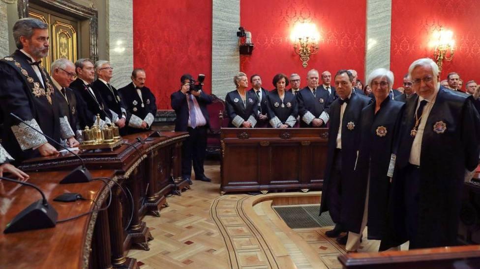 La candidatura de Delgado para fiscal general, a examen este jueves en el CGPJ