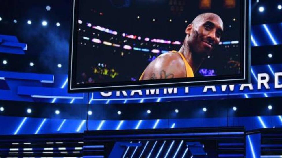 Así ha sido el emotivo homenaje a Kobe Bryant en la gala de los Grammy