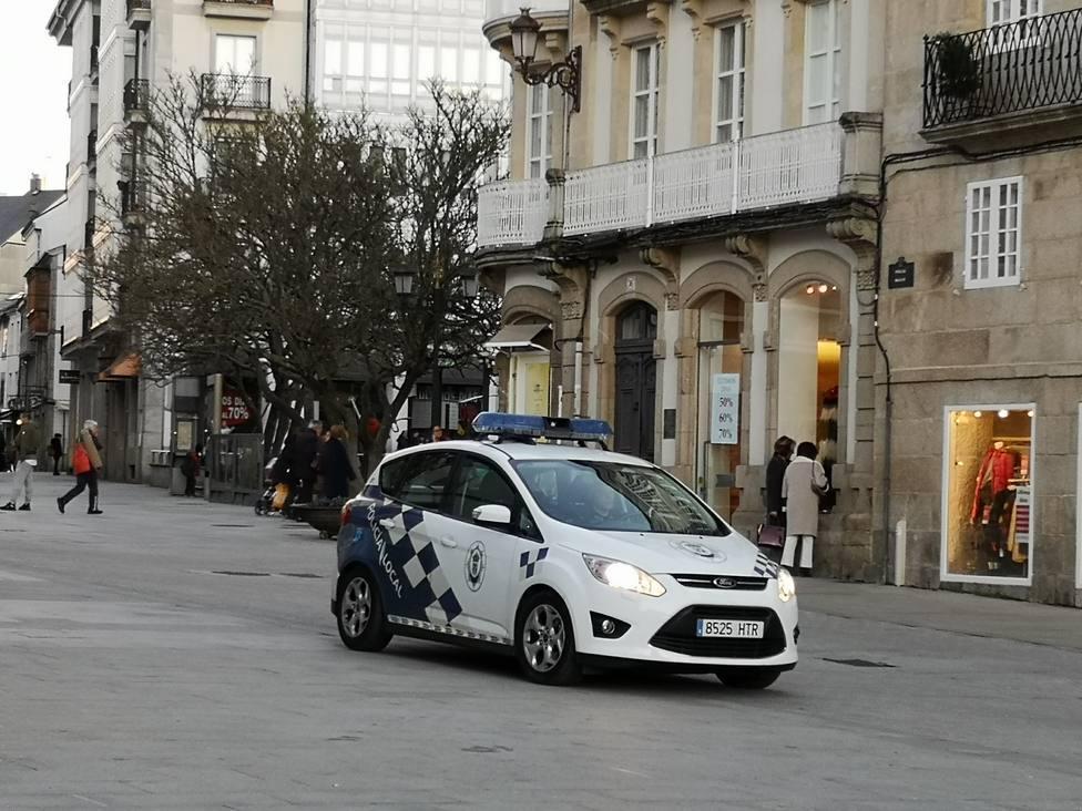 Localizan a un nonagenario dependiente que se marchó para ir al banco en Lugo