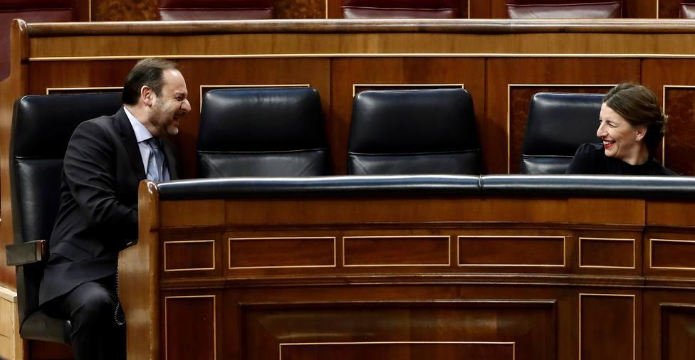 El Congreso convalida con apoyo de PSOE, Unidas Podemos, Cs y ERC el fin del despido objetivo con baja médica