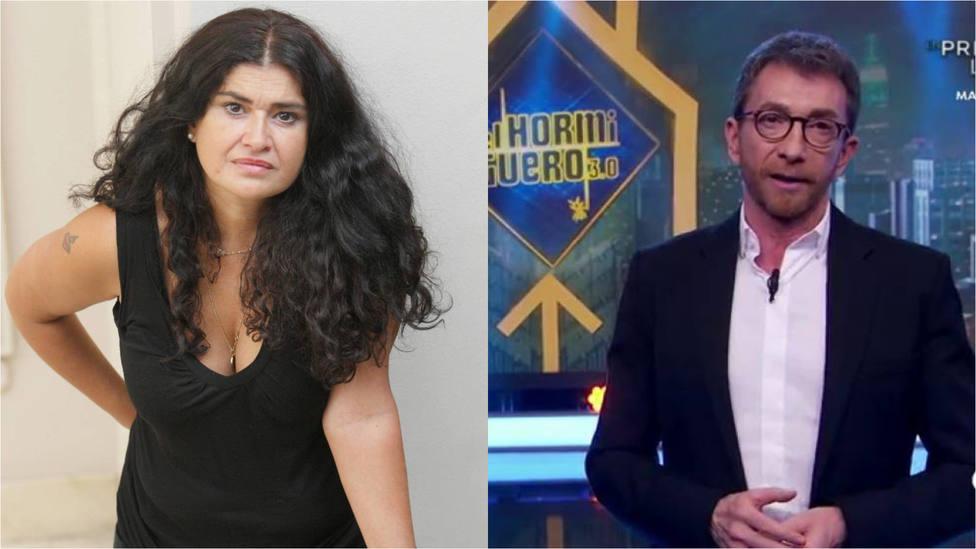 Lucía Etxebarría se ha manifestado sobre la polémica de Pablo Motos con el acento andaluz
