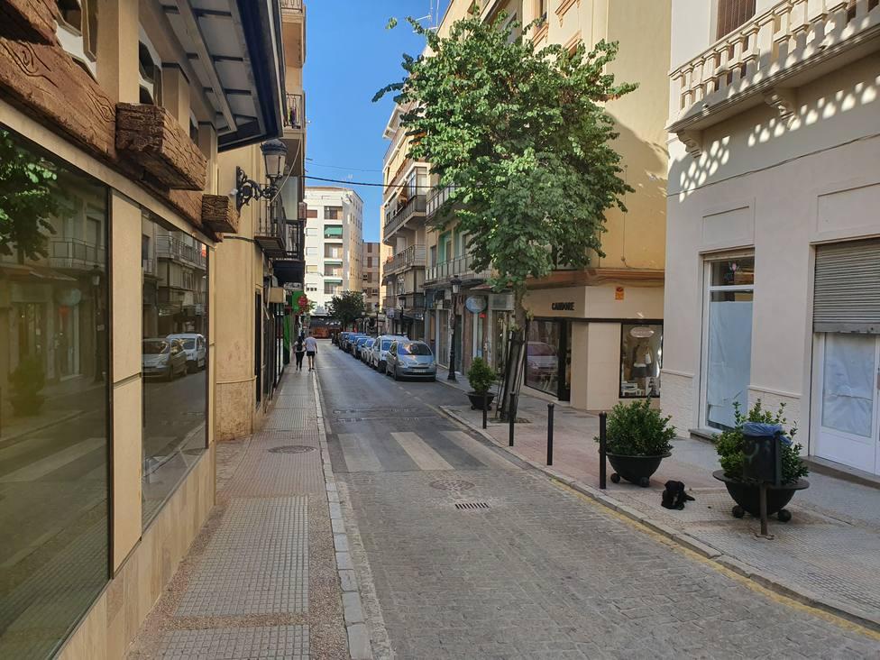 La calle Tena Sicilia permanecerá cortada al tráfico el lunes y martes de 8:00 a 15:00 horas por obras de gas