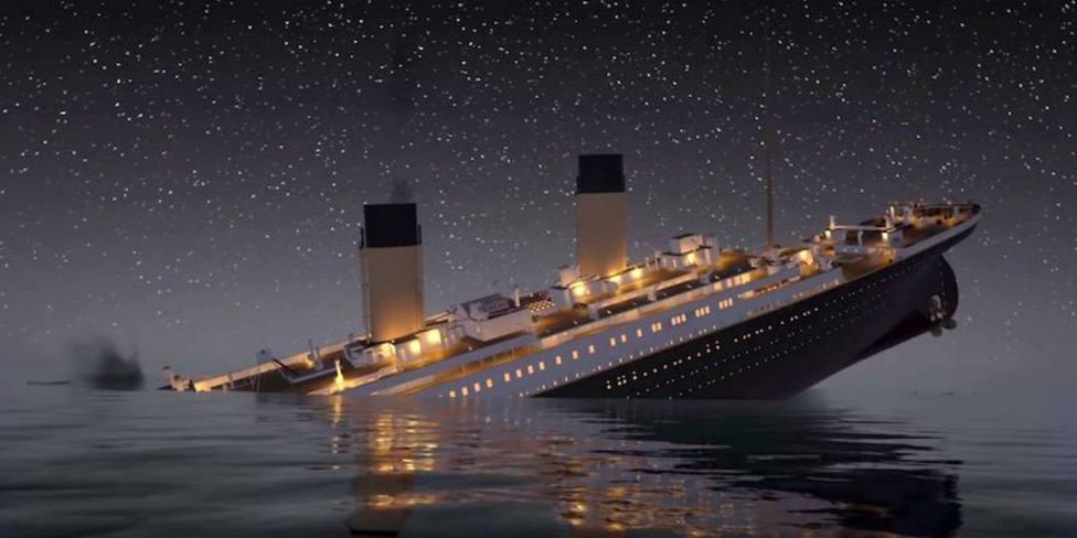 Los 5 grandes naufragios de la historia