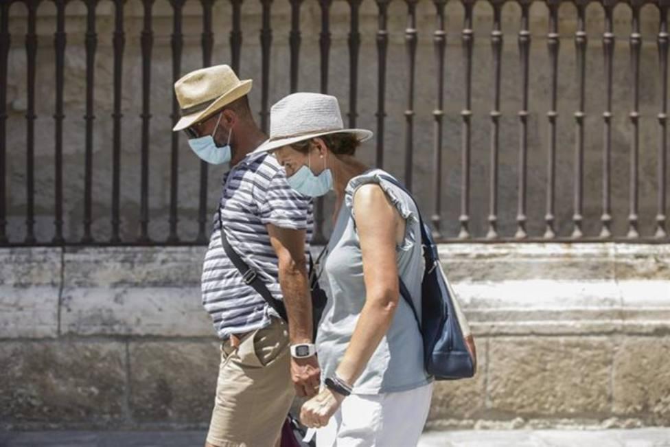 Málaga en aviso naranja por altas temperaturas