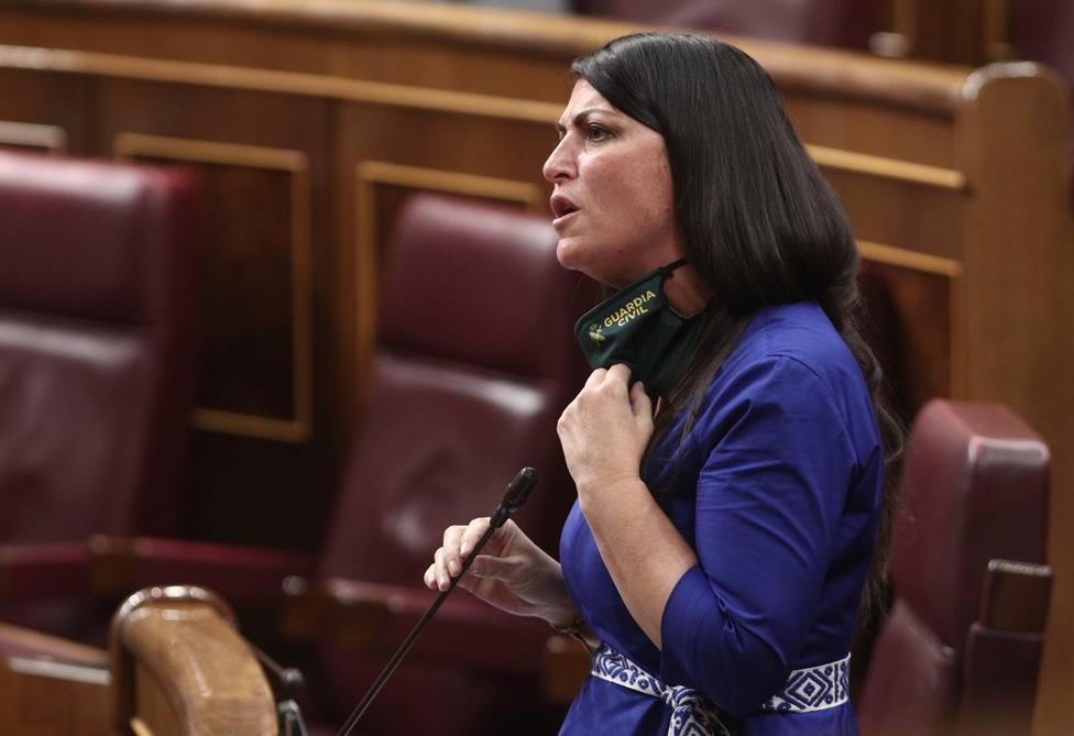 Las palabras de Bildu con Sánchez que enfurecen a Macarena Olona: Miserable