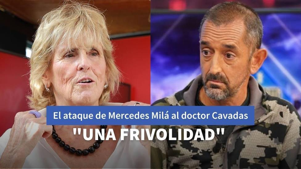 Mercedes Milá y Fernando Simón