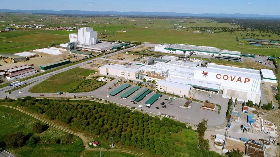 COVAP ha sido reconocida con el Premio Andalucía de la Industria 2020