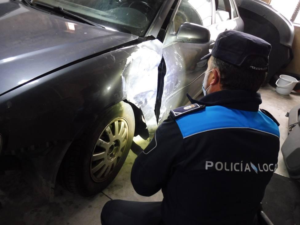Identificado un conductor que huyó tras arrollar a un motorista que resultó herido grave