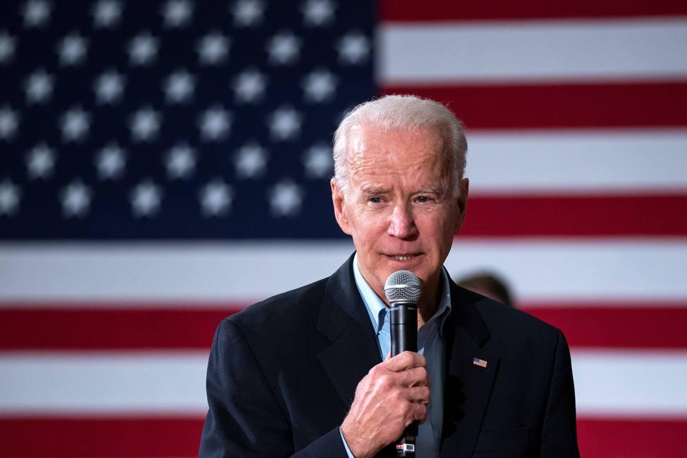 Biden, tras el asalto al Capitolio: Esto está en el límite de la traición de tu propio país