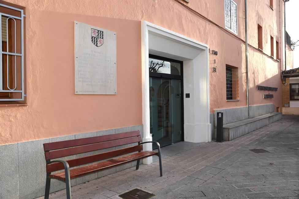 Fachada de la residencia de ancianos Sant Hospital de Tremp (Pallars Jussà)