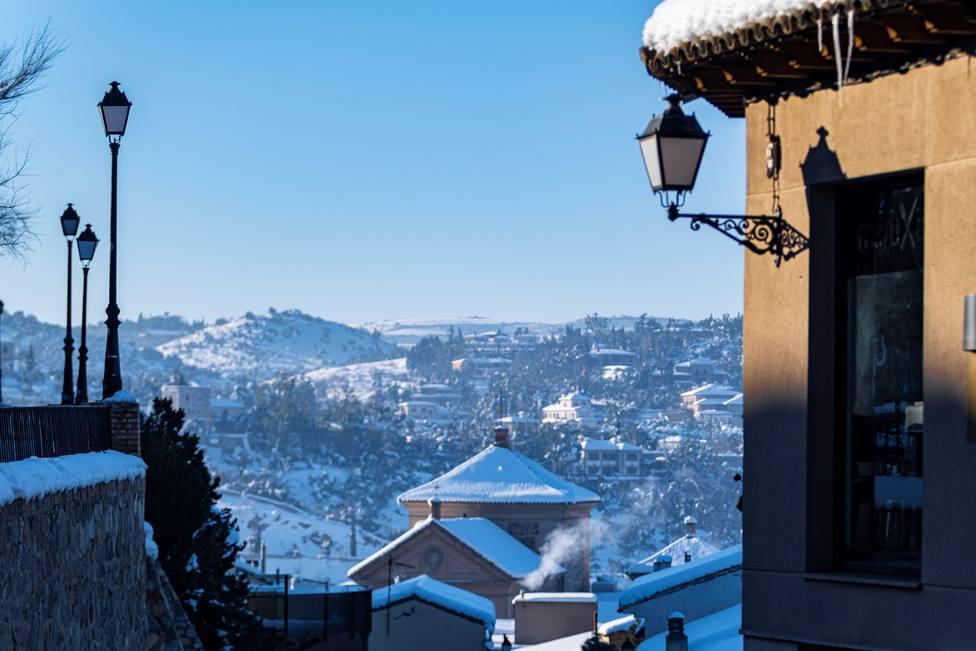 Aragón y Castilla - La Mancha lideran la noche más fría, entre 19 y 18 grados bajo cero