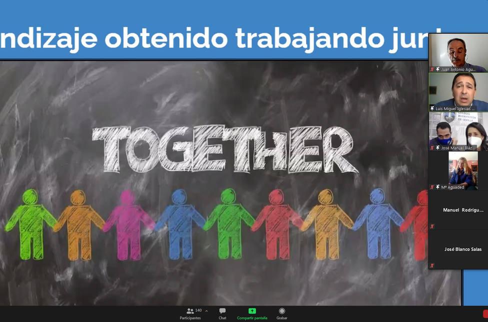 MÁS DE 600 PROFESORES DE ESPAÑA E IBEROAMÉRICA PARTICIPAN EN EL 55º ENCUENTRO DE CENTROS INNOVADORES