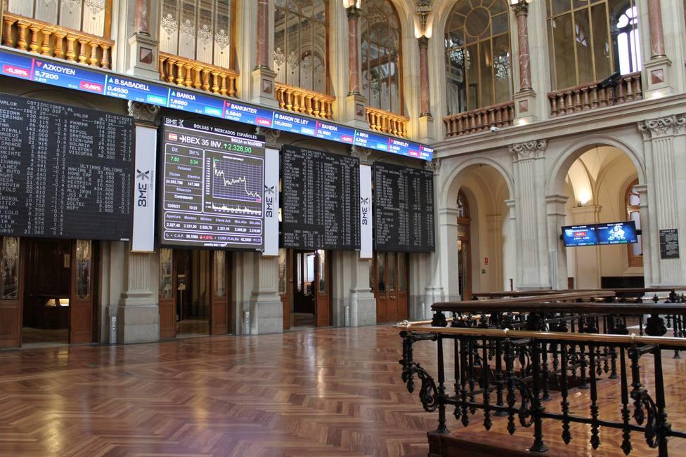 La Bolsa hace pleno de subidas en la semana y suma un 4 por ciento en cinco sesiones