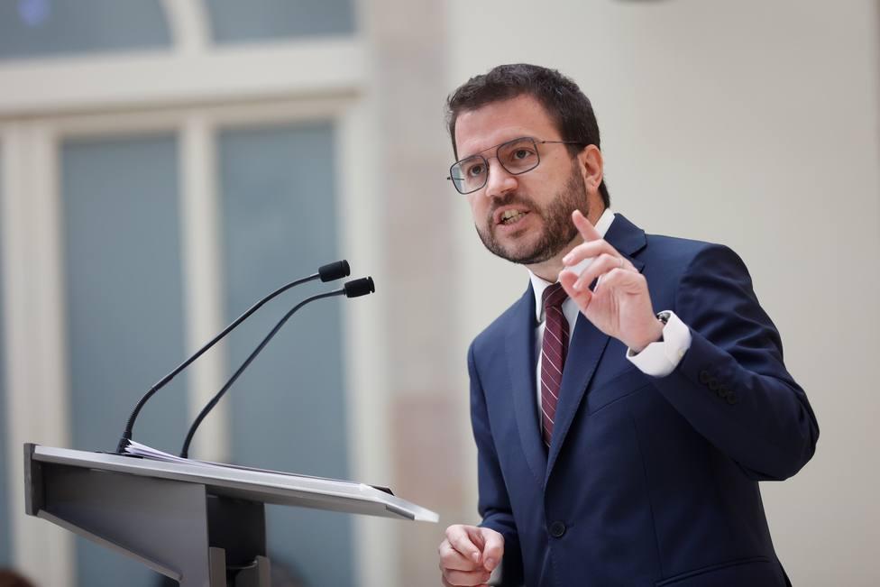 Sesion de investidura del presidente de la Generalitat