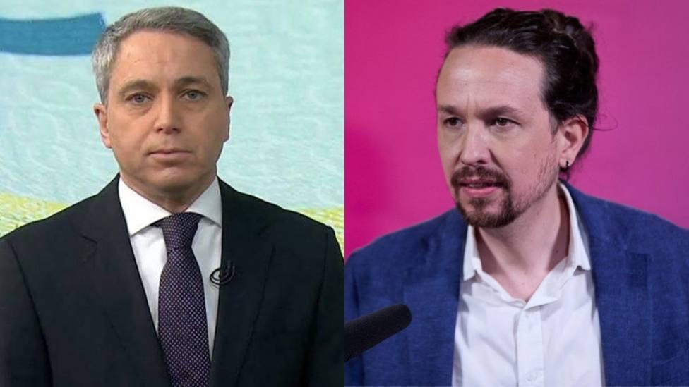 Vicente Vallés saca a relucir la gran mentira de Iglesias en pleno debate: Han sido desmentidas