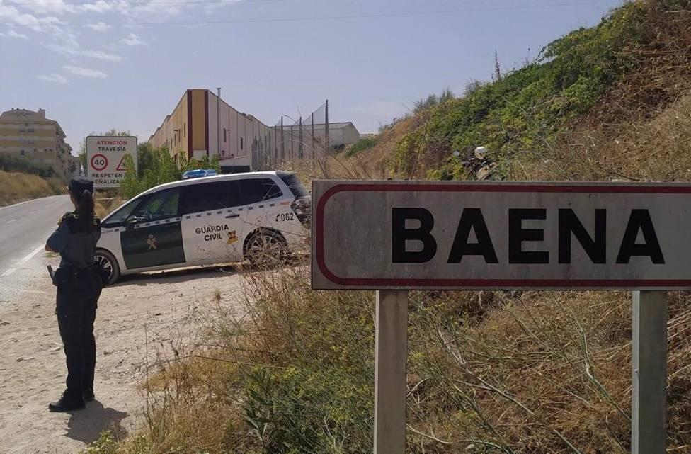 A prisión un detenido en Baena tras forcejear y robarle el móvil a un hombre en silla de ruedas