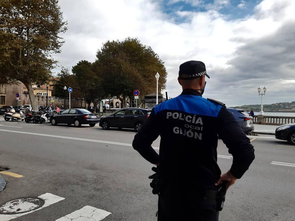 RESTRICCIONES POLICÍA LOCAL GIJÓN