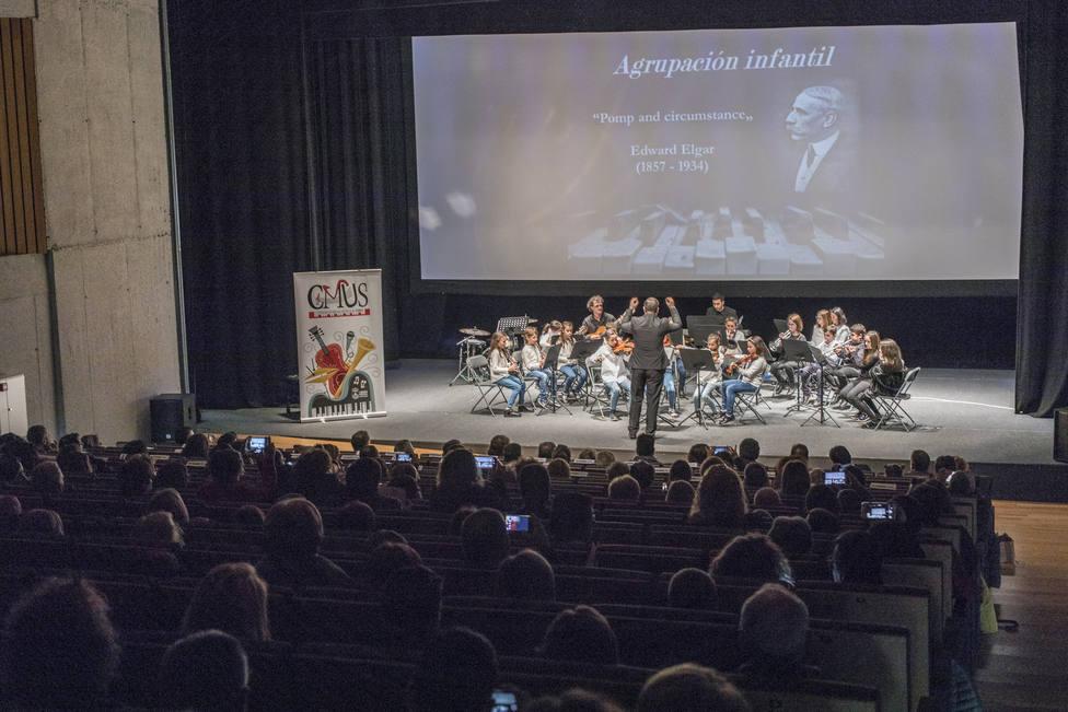 Concierto de Santa Cecilia a cargo del Conservatorio de Verín