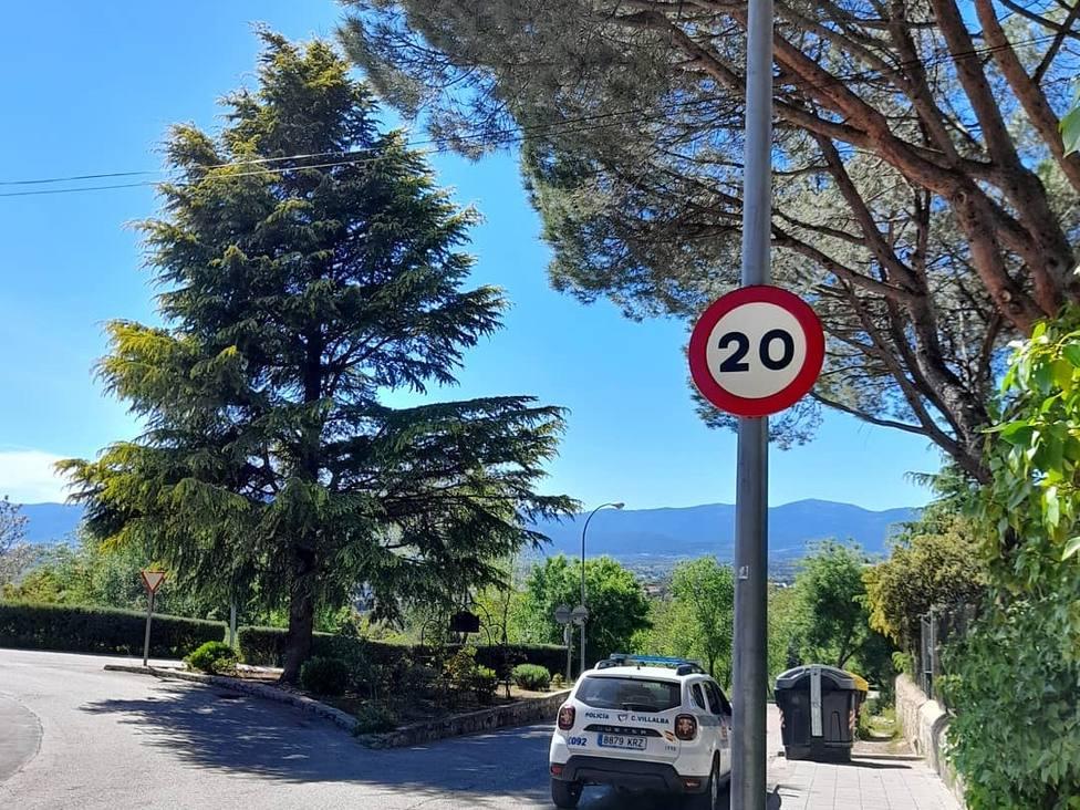 Este martes, nuevos límites de velocidad en casco urbano / Foto: Policía Local C.Villalba