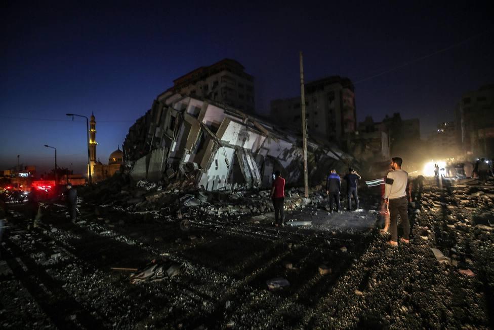 Al menos tres muertos y ocho heridos por el lanzamiento de 130 cohetes de Hamás contra Tel Aviv