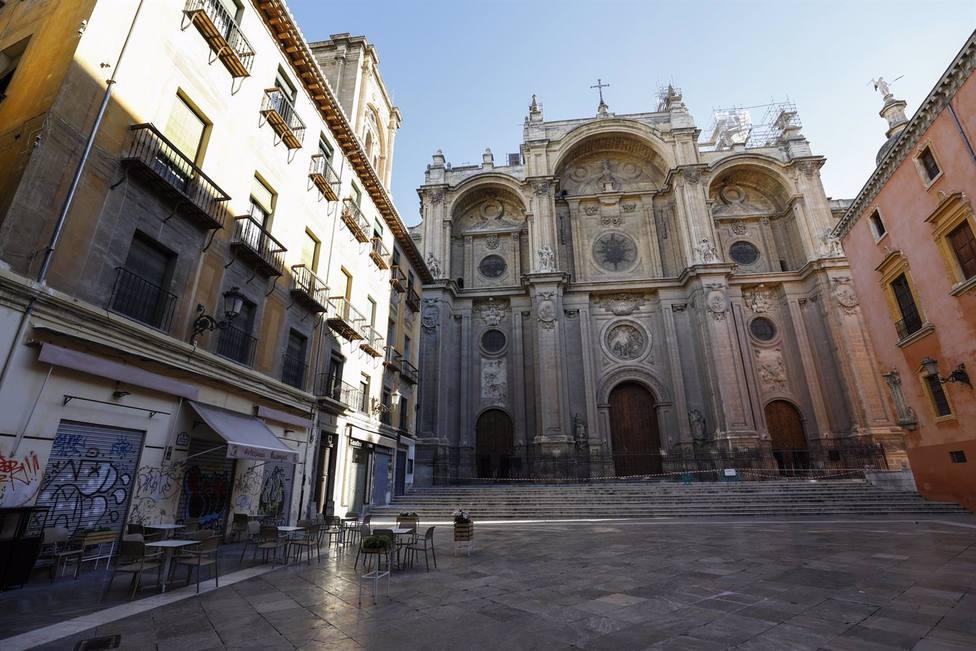 Granada.- Los monumentos turísticos de la Iglesia reabren el 21 de mayo