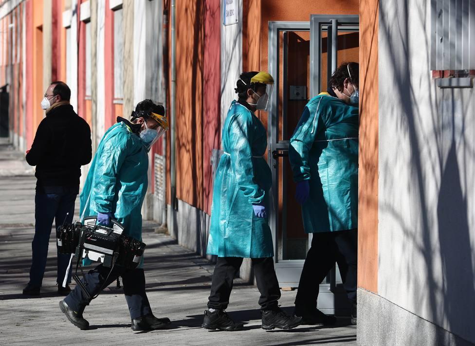 Madrid notifica 438 nuevos contagios en las últimas 24 horas