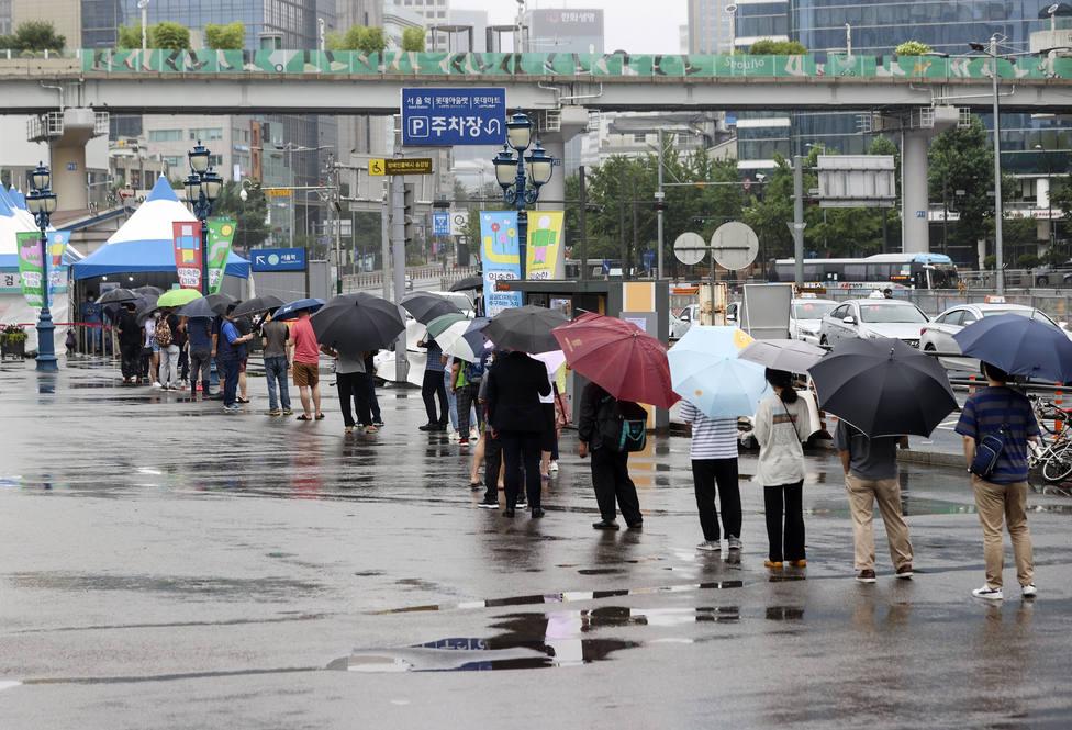 Corea del Sur alcanza cifras récord de contagios diarios con más de 1.600 personas
