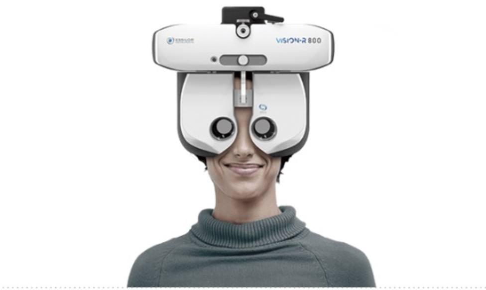 Essilor permite graduar la vista de la forma más sencilla, precisa y personalizada