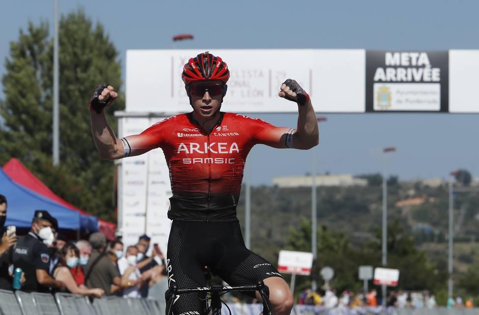 XXXV Vuelta Ciclista Internacional a Castilla y León