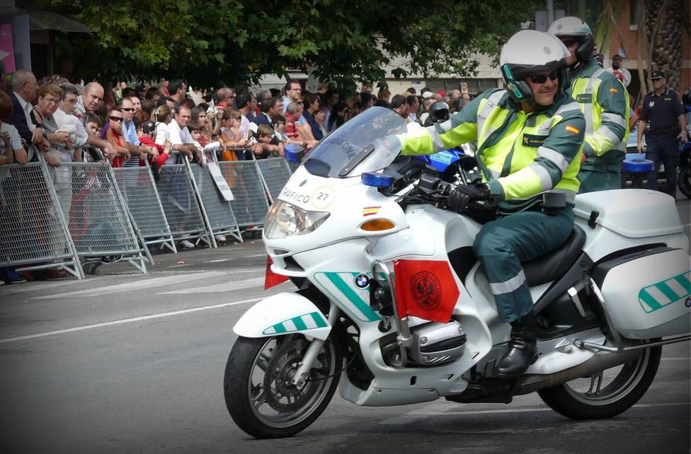 Guardia Civil y Vuelta a España
