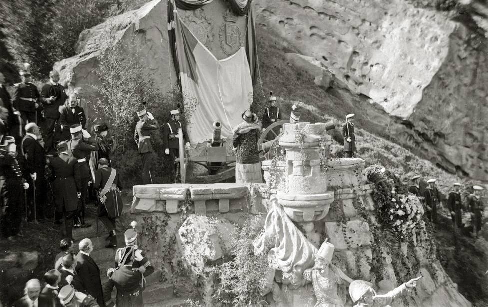 Cementerio de los Ingleses, el rincón donostiarra donde reposan las víctimas de una guerra que no era suya