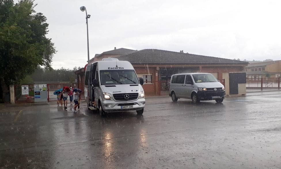 Transporte escolar Alto Gállego